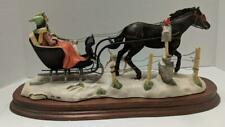 Schmid horse figurine What Rat Race? by Lowell Davis made in Scotland #279/1200