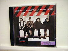 U2  - 'How to Dismantle an Atomic Bomb ' - (CD 2004)**MINT**
