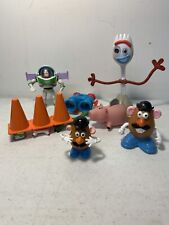 Toy Story Toys lot 7 Disney Burger King and Mcdonalds
