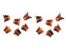 2 clips de garra de pelo mariposa packstort Mini