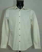 MENS BEN SHERMAN SHIRT LONG SLEEVE SIZE M EXCL
