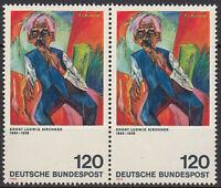 823 postfrisch Paar waagerecht BRD Bund Deutschland Briefmarke Jahrgang 1974