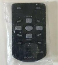 NEW Genuine Sony Remote RM-X114 For CDXCA6 CDXCA660X CDXCA750 CDXF5700 CDXL410X