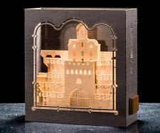 3D Pop Up Greeting Card, Golden Gate Ukraine, Kyiv, Ukrainian souvenir