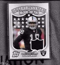 2006 Topps Draft Picks and Prospects (DPP) #UC-RM Randy Moss Oakland Raiders