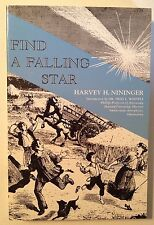 Find a Falling Star by H. H. Nininger (Brand New, Paperback)