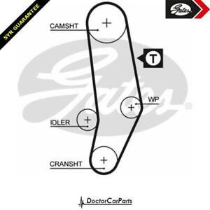Cam Timing Belt FOR VOLVO 740 84->92 2.4 Diesel 744 745 D24 D24T D24TIC