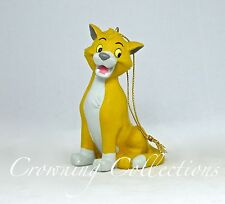 Disney Thomas O'Malley The Aristocats Storybook Ornament Replacement Tom Cat