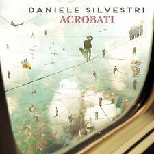 DANIELE SILVESTRI - ACROBATI - CD NEW SEALED 2016 - CAPAREZZA - DIODATO