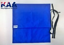BUTCHERS CHEFS BLUE Water Resistant Knife Roll Wrap *MADE IN KINGAROY QLD*