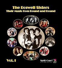The Boswell Sisters by Modern Jazz Artists CD Album w/Vet Boswell acappella
