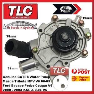 Water Pump & Housing 41011 Mazda Tribute MPV & Ford Escape 3.0 V6 00 01 02 03