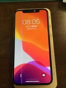 iPhone X Genuine Original Apple LCD Lines on screen, LCD SCREEN ONLY