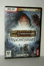 DRAGONSHARD GIOCO USATO OTTIMO STATO PC DVD VERSIONE ITALIANA GD1 47409