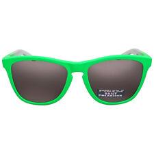 Oakley Frogskins Polarized Green Fade Sunglasses