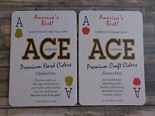 Beer Coaster <> ACE: California's Original Cidery ~*~ Gluten Free, Exhilarating!