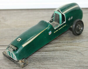 Vintage Pinewood Derby Car Weighted Incomplete for Parts or Repair