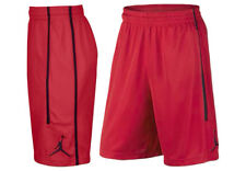 Jordan NIKE DOUBLE CROSSOVER Basketball Shorts men small NWT RED BLACK AA1383