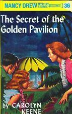 The Secret of the Golden Pavilion (Nancy Drew Mystery Stories, No. 36) by Caroly