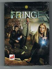 FRINGE - INTÉGRALE SAISON 2 - 6 DVD SET - NEUF NEW NEU