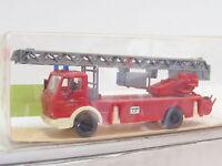 Wiking 22 618 Metz Feuerwehr DLK 23-12 mit Schlauchrolle OVP (D5374)