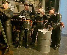 1:16 CP Modellbau Gruppe Panzeroffiziere Resin Fertigmodell