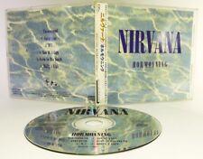 NIRVANA - HORMOANING - live in japan - raro - CD usato