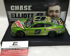 "2019 1/24 #9  Chase Elliott ""Mountain Dew-Team Rubicon"" 1 of 288 Autographed"
