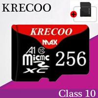 KRECOO 256GB/128GB/64GB Flash TF Micro Memory Card for  Phone Tablets Cameras PC