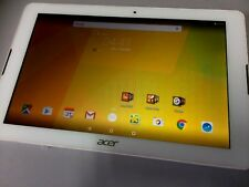 """Tablette Acer Iconia One 10 B3-A20 10.1"""" 16 Go wifi blanche"""