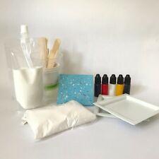 DIY Terrazzo Coaster Kit | Jesmonite AC100 | Make your own Coasters | Craft