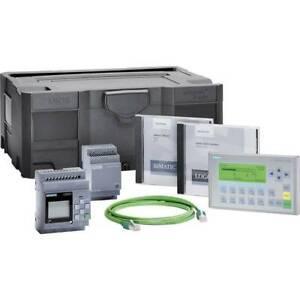Siemens LOGO! KP300 BASIC STARTER LOGO! 12/24RCE SPS-Starterkit 12 V/DC, 24