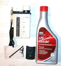 FLASH LUBE FLUID VALVE SAVER KIT + 1 litre OIL FLUID GERMAN quality lpg autogas