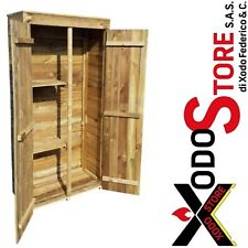 Ripostiglio armadio a pannelli in legno PIRCHER 77x39x160 - INVIA MAIL X SCONTO