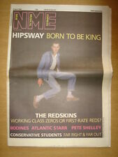 NME 1986 APR 5 HIPSWAY REDSKINS BODINES ATLANTIC STARR