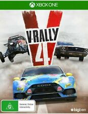 V - RALLY 4 - XBOX ONE VERY GOOD FREE POST + TRACKING !