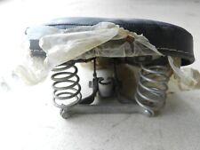 SELLA CLASSICA MOLLE MOTO GILERA GUZZI GARELLI d.22 fascetta saddle selle sattel