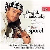 Czech Phil.Orc Dvorak/Tchaikovsky - Voilin Concertos CD