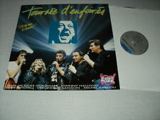 COMPIL 33 TOURS FRANCE JOHNNY HALLYDAY EDDY MITCHELL GOLDMAN SARDOU SANSON