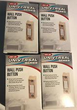 4 Genie GWC-R Universal Series Garage Door Opener Wall Push Button  NEW