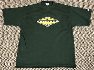 Vintage 90s GREEN BAY PACKERS Starter Pro Line Short Sleeve Shirt Mens Size XL