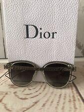 Genuine Dior Sunglasses Diorama 2 Grey