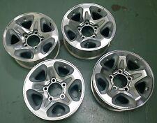 Landcruiser UTE Toyota Genuine alloy wheels 70 series (VDJ76/78/79/V8) SET of 4