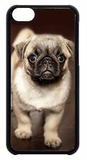 For Apple iPod 4 5 6 Cute Pug Puppy Dog Paws Pattern Hard Skin Back Case Cover