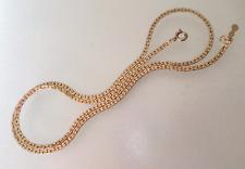 12K Gold Filled Vintage Linked Chain.