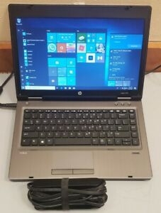 HP Probook 6470b Core i5-3210M 2.50GHz 4GB RAM 500GB HDD WIFI WIN 10