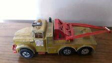 Vintage Matchbox Super Kings Scammel Heavy Wreck Truck In Gold