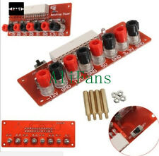 24 Pins ATX Benchtop Board Computer PC Power Supply Breakout Adapter Module AU