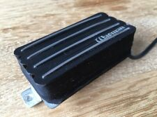 Warman Drivetrain. Quad Coil 29.87 kOhm ultra insane output pickup.