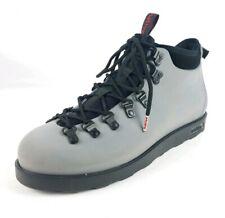 Native Fitzsimmons Gray Black Ankle Hike Boot Men's sz. 11